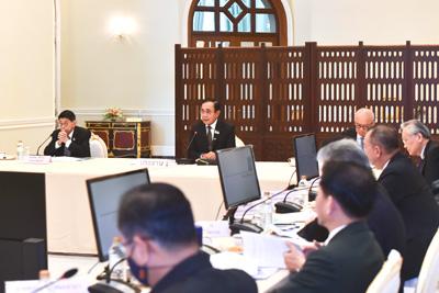 タイ政府の経済対策本部