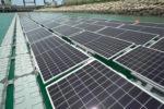 洋上太陽光発電システム