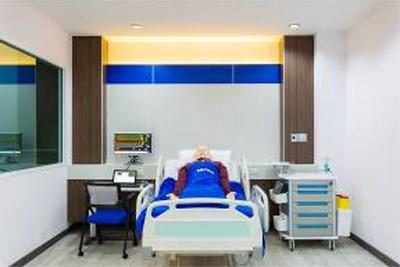 ニプロの医療研修施設