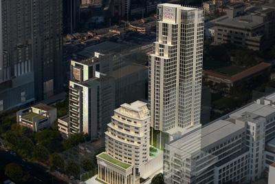 バンコクの新ホテル