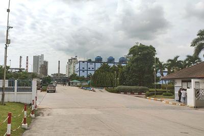 東洋紡のタイ工場建設地