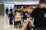 タイの外国人観光客