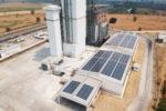 カーギル工場の太陽光発電