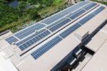 アクゾノーベルの太陽光発電