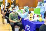 タイのワクチン接種
