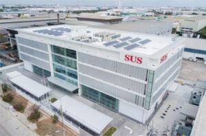 SUSのタイ工場