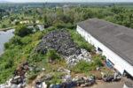 タイの廃棄物処理施設