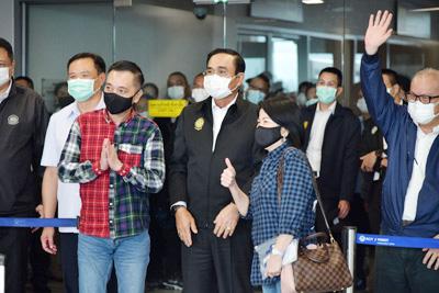 タイの外国人受け入れ再開