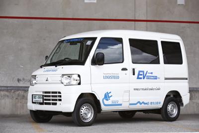 三菱自動車の商用EV