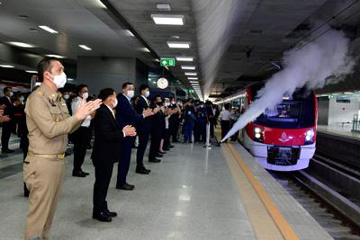タイの鉄道レッドライン