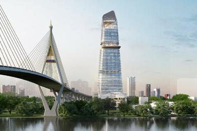タイの最高層オフィスビル